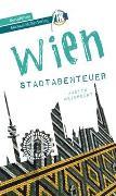 Cover-Bild zu Wien - Stadtabenteuer Reiseführer Michael Müller Verlag von Weibrecht, Judith