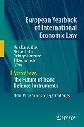 Cover-Bild zu Bungenberg, Marc (Hrsg.): The Future of Trade Defence Instruments (eBook)