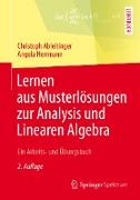 Cover-Bild zu Ableitinger, Christoph: Lernen aus Musterlösungen zur Analysis und Linearen Algebra (eBook)