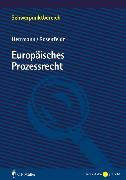 Cover-Bild zu Herrmann, Christoph: Europäisches Prozessrecht (eBook)