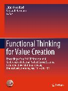 Cover-Bild zu Hesselbach, Jürgen (Hrsg.): Functional Thinking for Value Creation (eBook)