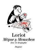 Cover-Bild zu Möpse & Menschen von Loriot