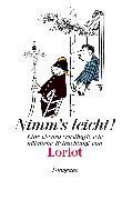 Cover-Bild zu Nimm's leicht! von Loriot