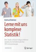 Cover-Bild zu Lerne mit uns KOMPLEXE Statistik! von Kuhlmei, Eckehard