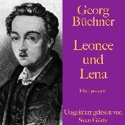 Cover-Bild zu Georg Büchner: Leonce und Lena (Audio Download) von Büchner, Georg