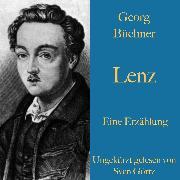 Cover-Bild zu Georg Büchner: Lenz. Eine Erzählung (Audio Download) von Büchner, Georg