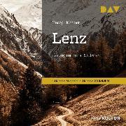 Cover-Bild zu Lenz (Audio Download) von Büchner, Georg