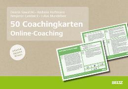 Cover-Bild zu 50 Coachingkarten Online-Coaching (eBook) von Hoffmann, Andreas