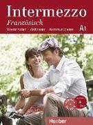 Cover-Bild zu Intermezzo Französisch A1. Kursbuch mit Audio-CD von Lippi, Sabine