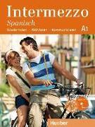 Cover-Bild zu Intermezzo Spanisch A1. Kursbuch mit Audio-CD von Bourbon, Eleonora