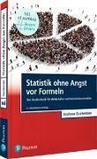 Cover-Bild zu Statistik ohne Angst vor Formeln von Quatember, Andreas