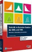 Cover-Bild zu Statistik im Bachelor-Studium der BWL und VWL von Wewel, Max C.