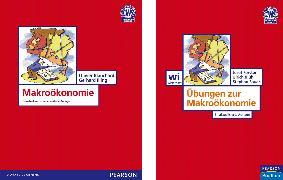 Cover-Bild zu ValuePack Makroökonomie + Übungsbuch von Blanchard, Olivier
