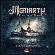Cover-Bild zu Moriarty, Folge 2: Die Wiege des Verbrechens (Audio Download) von Freund, Marc