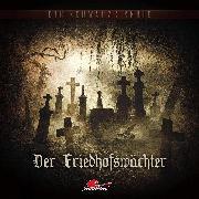 Cover-Bild zu Die schwarze Serie, Folge 13: Der Friedhofswächter (Audio Download) von Freund, Marc