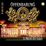 Cover-Bild zu Offenbarung 23, Folge 35: Im Namen des Volkes (Audio Download) von Lueg, Lars Peter