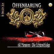 Cover-Bild zu Offenbarung 23, Folge 38: 60 Minuten - Die Echtzeitfolge (Audio Download) von Lueg, Lars Peter
