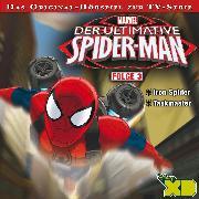 Cover-Bild zu Marvel - Der ultimative Spiderman - Folge 3 (Audio Download) von Bingenheimer, Gabriele