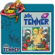 Cover-Bild zu Jan Tenner Classics - Gefährliche Insel (Audio Download) von Farlow, Dick
