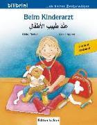 Cover-Bild zu Beim Kinderarzt.Kinderbuch Deutsch-Arabisch von Fischer, Ulrike