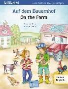 Cover-Bild zu Auf dem Bauernhof Deutsch-Englisch von Böse, Susanne