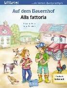 Cover-Bild zu Auf dem Bauernhof Deutsch-Italienisch von Böse, Susanne