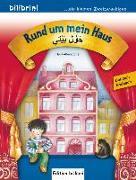 Cover-Bild zu Rund um mein Haus. Kinderbuch Deutsch-Arabisch von Albersdörfer, Heljä