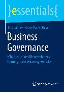 Cover-Bild zu Business Governance (eBook) von Müller, Julia