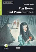 Cover-Bild zu VON HEXEN UND PRINZESSINNEN von Gebrüder Grimm