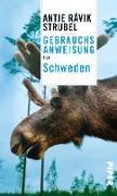 Cover-Bild zu Strubel, Antje Rávik: Gebrauchsanweisung für Schweden (eBook)