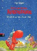Cover-Bild zu Der kleine Drache Kokosnuss - Schulfest auf dem Feuerfelsen (eBook) von Siegner, Ingo