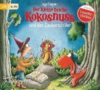 Cover-Bild zu Der kleine Drache Kokosnuss und der Zauberschüler von Siegner, Ingo