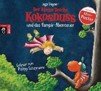 Cover-Bild zu Der kleine Drache Kokosnuss und das Vampir-Abenteuer von Siegner, Ingo