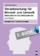 Cover-Bild zu Verantwortung für Mensch und Umwelt (eBook) von Röser, Winfried