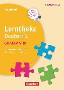 Cover-Bild zu Lerntheke Grundschule, Deutsch, Grammatik 2, Differenzierungsmaterial für heterogene Lerngruppen, Kopiervorlagen mit CD-ROM von Bláha, Nathalie