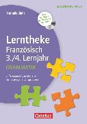 Cover-Bild zu Lerntheke, Französisch, Grammatik: 3./4. Lernjahr, Differenzierungsmaterialien für heterogene Lerngruppen, Kopiervorlagen mit CD-ROM von Bláha, Nathalie