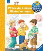 Cover-Bild zu Wieso? Weshalb? Warum? Woher die kleinen Kinder kommen (Band 13) von Rübel, Doris