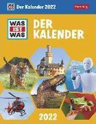 Cover-Bild zu WAS IST WAS Der Kalender 2022 von Harenberg (Hrsg.)