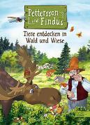 Cover-Bild zu Nordqvist, Sven: Pettersson und Findus: Tiere entdecken in Wald und Wiese