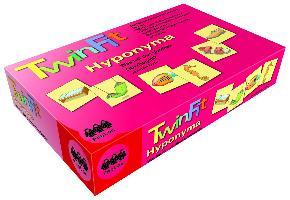 Cover-Bild zu TwinFit Hyponyma - Was hat den gleichen Oberbegriff? von Ender, Uwe