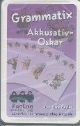 Cover-Bild zu Grammatix - Akkusativ-Oskar 1./2. Schuljahr. Lernspiel von Ender, Uwe