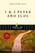 Cover-Bild zu Nystrom, Carolyn: 1 & 2 Peter and Jude: 12 Studies for Individuals or Groups