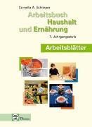Cover-Bild zu Arbeitsblätter Arbeitsbuch Haushalt und Ernährung von Schlieper, Cornelia A.