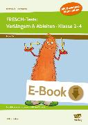 Cover-Bild zu FRESCH-Tests: Verlängern & Ableiten - Klasse 2-4 (eBook) von Rinderle, Bettina