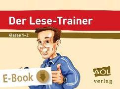 Cover-Bild zu Der Lese-Trainer - Klasse 1/2 (eBook) von Rinderle, Bettina