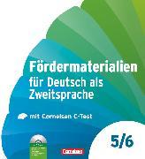 Cover-Bild zu Fördermaterialien für Deutsch als Zweitsprache, 5./6. Schuljahr, Kopiervorlagen mit CD-ROM im Ordner von Andreas, Torsten