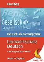 Cover-Bild zu Lernwortschatz Deutsch (eBook) von Lübke, Diethard