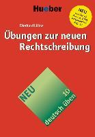 Cover-Bild zu Übungen zur neuen Rechtschreibung (eBook) von Lübke, Diethard