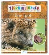 Cover-Bild zu Tracqui, Valérie: Meine große Tierbibliothek: Der Igel