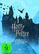 Cover-Bild zu Grint, Rupert (Schausp.): Harry Potter Collection (Repack 2018)